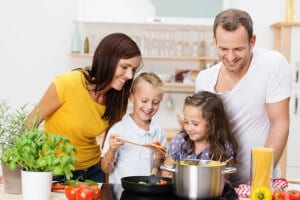 The Importance of Cooking with your Kids – Cooking Lessons for all ages