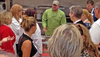 Cooking Team Building Dallas