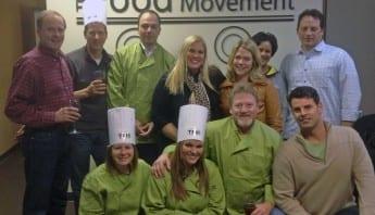 Fun Team Building Activities - Cooking Classes