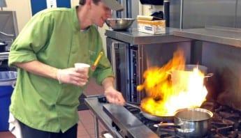 Corporate Culinary Team Building