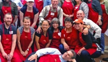 Team Building With Taste Corporate Team Building -Wells Fargo