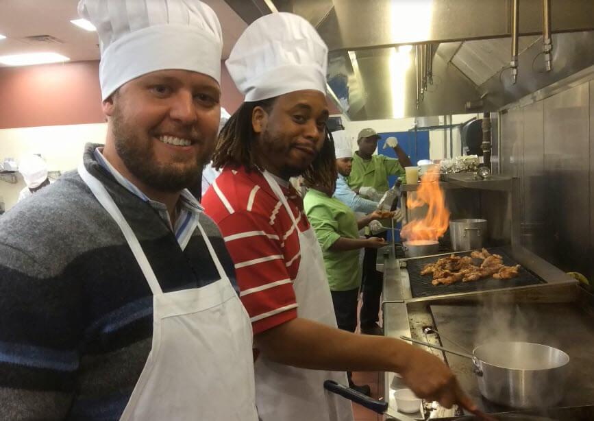 Atlanta culinary team building - Corporate Teambuilding