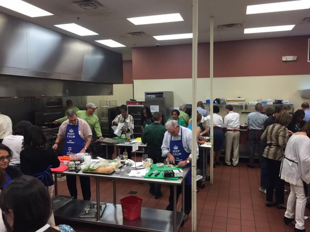 Atlanta Culinary Team Building - Corporate Team Building