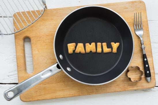 Family Cooking - Team Building With Taste