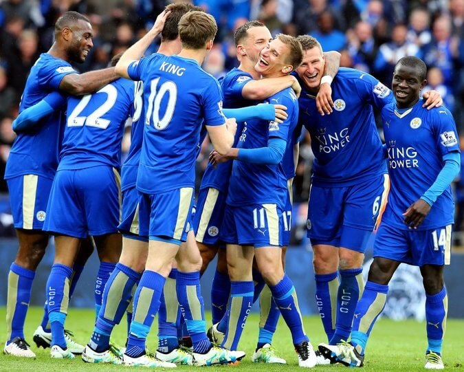 Win Like Leicester City: Try Culinary Team Building