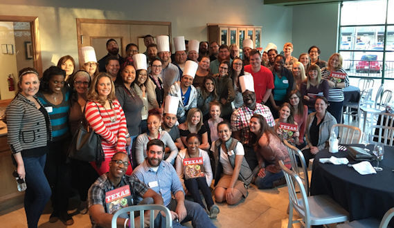 Dallas & Atlanta Culinary Team Building - Younger Group