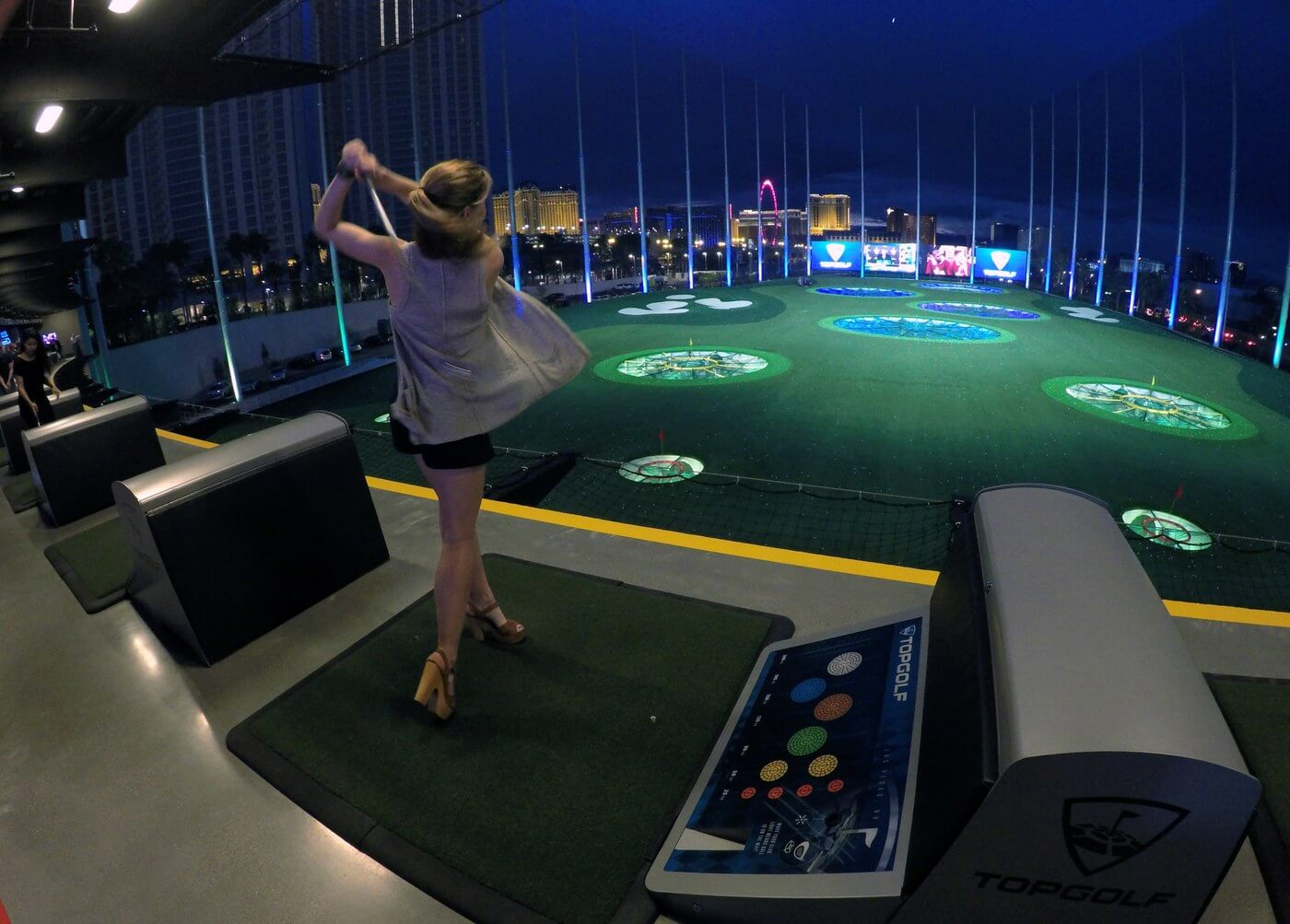 Top Golf Scores With Team Building With Taste Team
