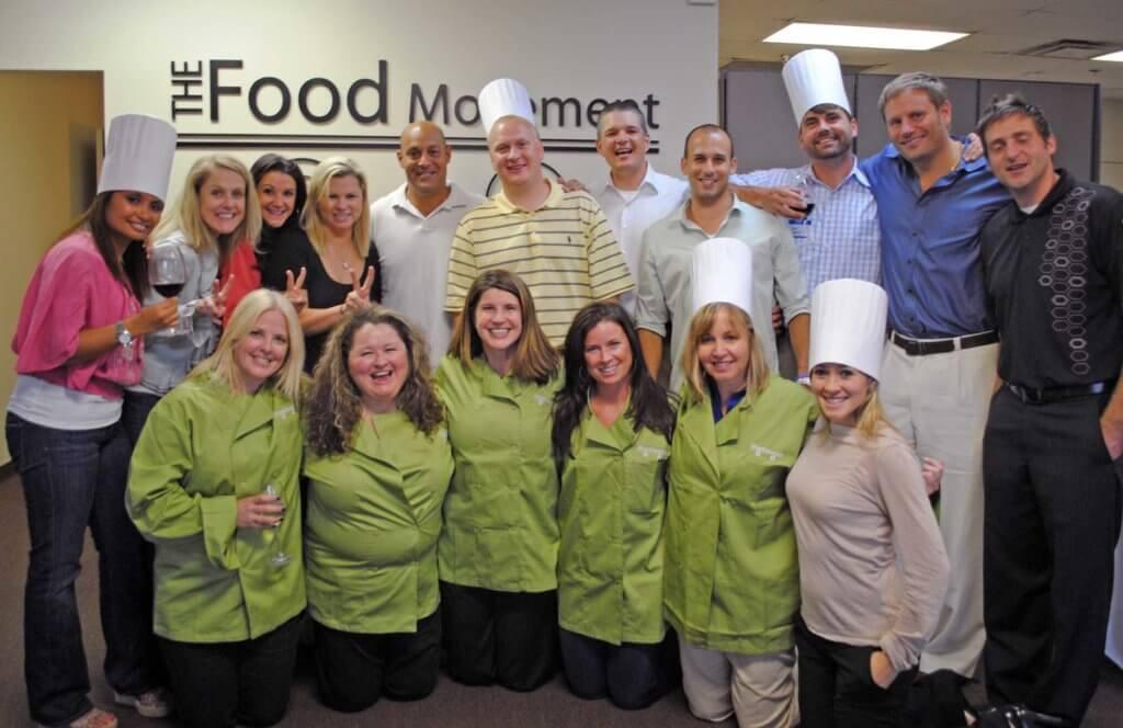 Corporate Cooking Classes Atlanta & Dallas