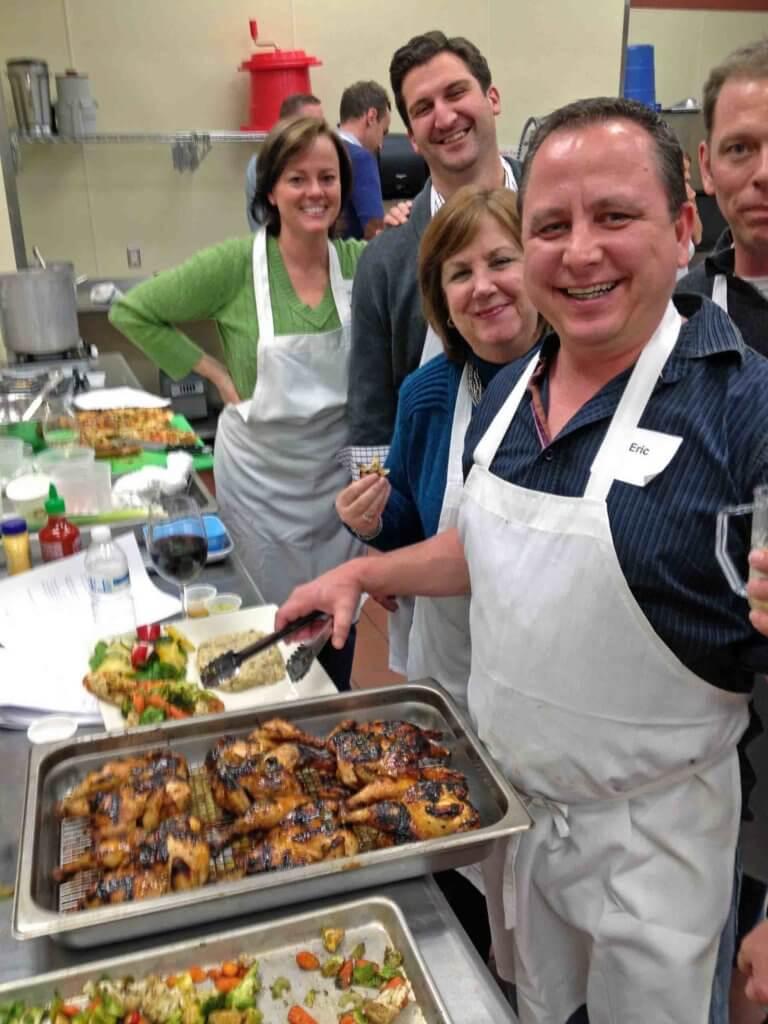 Fun Corporate Cooking Classes in Atlanta & Dallas